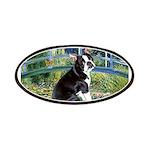 Boston Terrier 4 - The Bridge Patches