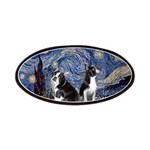 Starry Night & Bos Ter Patches