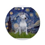STARRY-BullyPer.png Ornament (Round)