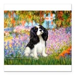 PILLOW-Garden-Cav-TRI5.png Square Car Magnet 3