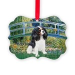 CLOCK-BRIDGE-Cav-Tri6.tif Picture Ornament