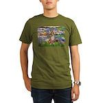 5x7-Lilies2-CHIH2.png Organic Men's T-Shirt (dark)