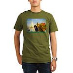 5.5x7.5-Sailbts2-DachsPR.png Organic Men's T-Shirt