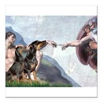 5.5x7.5-Creation-DobiePR-BZ.png Square Car Magnet
