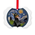 8x10-Starry-Dobie1.png Picture Ornament