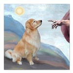Gods Golden Retriever (#11) - SFP.png Square Car M