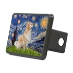 MP-Starry-GoldBoomr.png Rectangular Hitch Cover