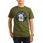 5.5x7.5-Starry-OES6.PNG Organic Men's T-Shirt (dar