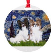 STARRY-PapiPAIR-Tri FawnPixie.png Ornament