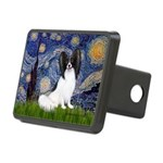 STARRY-Papi-Tri.tif Rectangular Hitch Cover