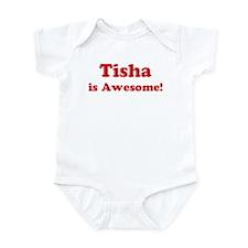 Tisha is Awesome Infant Bodysuit