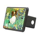 3-MP-IRISES-Papi5-fawn.png Rectangular Hitch Cover
