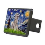 card-Starry-SilverPoodST11.PNG Rectangular Hitch C