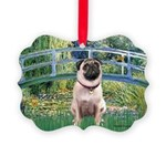 MP-BRIDGE-Pug1.png Picture Ornament