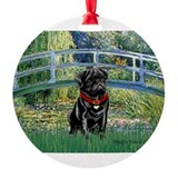 MP-BRIDGE-Pug-Blk14-RedC.png Ornament