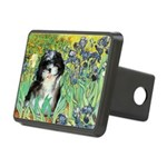Irises - Shih Tzu 12.png Rectangular Hitch Cover