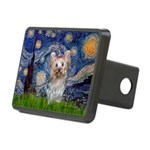 MP-STARRY-Yorkie-Tess.png Rectangular Hitch Cover