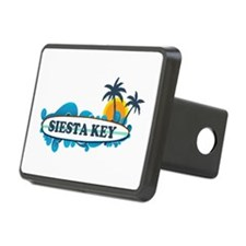 Siesta Key - Surf Design. Hitch Cover