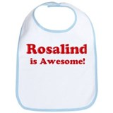 Rosalind is Awesome Bib