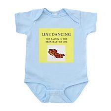 line dancing Body Suit