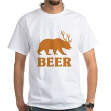 Bear+Deer=Beer Shirt