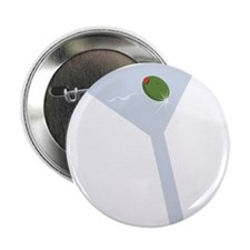 "Martini 2.25"" Button"