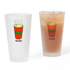 Noodle Drinking Glass