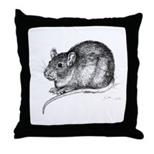 Benny Throw Pillow