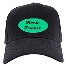 Horse Trainer Baseball Hat
