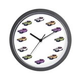 Gremlin Collection Wall Clock