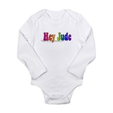 Hey Jude t-shirt front Body Suit