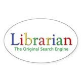 Librarian Bumper Stickers