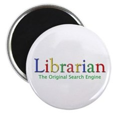 "Librarian 2.25"" Magnet (100 pack)"
