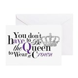 Funny Typography Greeting Cards (Pk of 20)