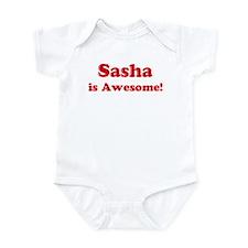Sasha is Awesome Infant Bodysuit