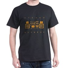 Stereo boombox T-Shirt