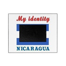 My Identity Nicaragua Picture Frame