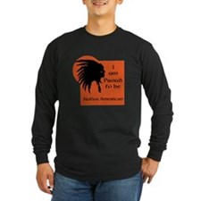 Proud to be/ Long Sleeve T-Shirt