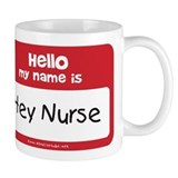 Cute Funny nurse sayings Mug