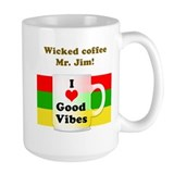 Wicked Coffee Mr. Jim Mug