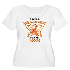 I Wear Orange for my Mom Plus Size T-Shirt
