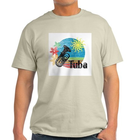 Hawaiian Tuba Light T-Shirt