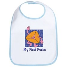 My First Purim Bib
