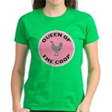 Queen Of The Coop T-Shirt