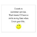 Customer Service Joke Posters