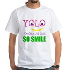 SMILEY YOLO T-Shirt