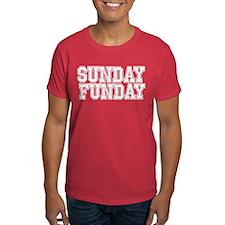 SUNDAY FUNDAY Sports T-Shirt