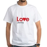 I Love Jenny T-Shirt