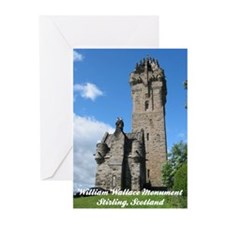 Wm Wallace Monument Greeting Cards (6)
