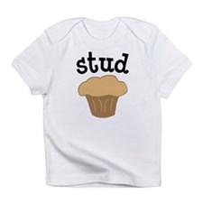 Stud Muffin Funny Valentines Day Gift Infant T-Shi